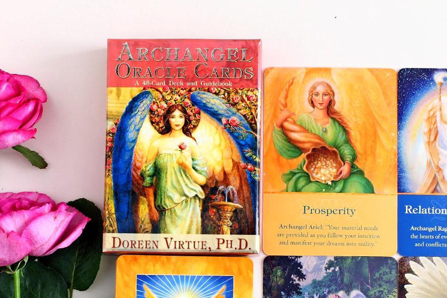 大天使オラクルカード『prosperity』