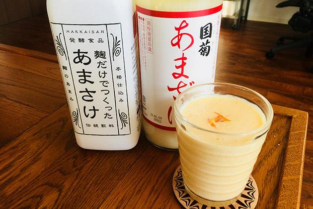 LIGHT WORKS WEB Magazine コラム:甘酒の楽しみ方